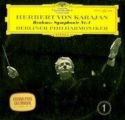 LP - Johannes Brahms - Symphonie Nr. 1 C-Moll Op. 68