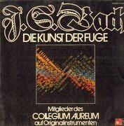 Double LP - Bach - Collegium Aureum - Die Kunst Der Fuge