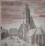 LP - Johann Sebastian Bach - Klangbeispiele Der Orgelwerke-Gesamtausgabe