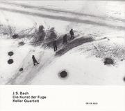CD - Johann Sebastian Bach / Keller Quartet - Die Kunst Der Fuge - + Booklet
