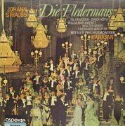 LP - Johann Strauss Jr. - Die Fledermaus - Gatefold Cover