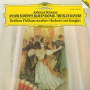 LP - Johann Strauss Jr. - An Der Schönen Blauen Donau