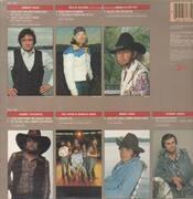 LP - Johnny Cash, Willie Nelson, David Allan Coe - Banded Together