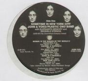 Double LP - John Lennon & The Plastic Ono Band - Some Time In New York City