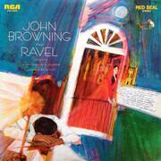 LP - John Browning - John Browning Plays Ravel