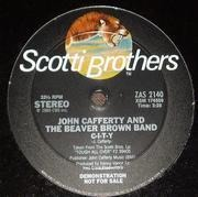 12inch Vinyl Single - John Cafferty And The Beaver Brown Band - C-I-T-Y