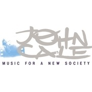 LP - John Cale - Music For A New Society - W/DOWNLOAD CARD FOR 3 UNRELEASED BONUS TRACKS