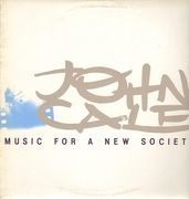 LP - John Cale - Music For A New Society