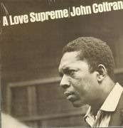 LP - John Coltrane - A Love Supreme - 180GRAM