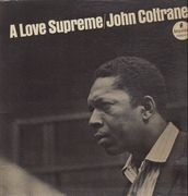 LP - John Coltrane - A Love Supreme - STEREO US