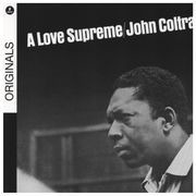 CD - John Coltrane - A Love Supreme - Verve Originals