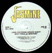 LP - John Coltrane / Archie Shepp - New Thing At Newport