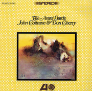 LP - John Coltrane & Don Cherry - The Avant-Garde - still sealed