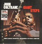 LP - John Coltrane - Giant Steps - 180g