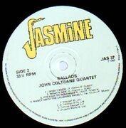 LP - John Coltrane Quartet - Ballads