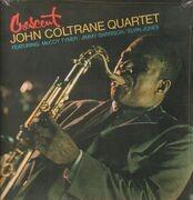 LP - John Coltrane Quartet - Crescent - -180gr.-