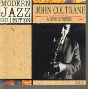 CD - John Coltrane - A Love Supreme