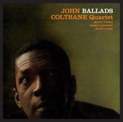 LP - JOHN COLTRANE - BALLADS - HQ-Vinyl
