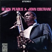 CD - John Coltrane - Black Pearls