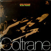 LP - John Coltrane - Black Pearls