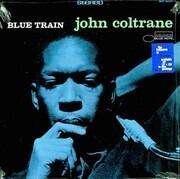 LP & CD - John Coltrane - Blue Train - 120g+CD