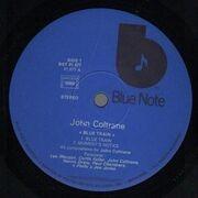 LP - John Coltrane - Blue Train