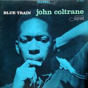 LP - John Coltrane - Blue Train - Still Sealed