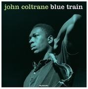LP - John Coltrane - Blue Train - BLUE VINYL