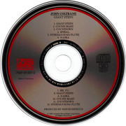 CD - John Coltrane - Giant Steps