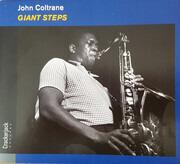 CD - John Coltrane - Giant Steps - Cardboard foldout cover