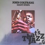 LP - John Coltrane - Giant Steps - Die-Cut Gatefold
