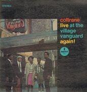 LP - John Coltrane - Live At The Village Vanguard Again!