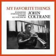 LP - John Coltrane - My Favorite Things