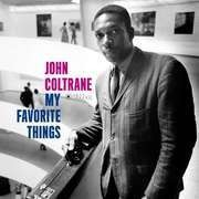 LP - John Coltrane - My Favorite Things - HQ-Vinyl