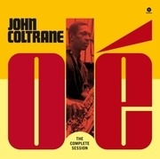 LP - John Coltrane - Ole Coltrane - + THE COMPLETE SESSION/ 180GR