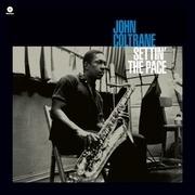 LP - John Coltrane - Settin' The Pace - BONUS TRACK/ 180 GRAM/