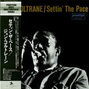 LP - John Coltrane - Settin' The Pace