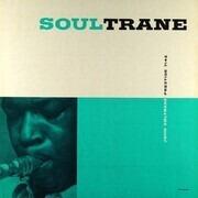 LP - John Coltrane - Soultrane