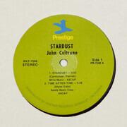 LP - John Coltrane - Stardust