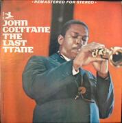 LP - John Coltrane - The Last Trane