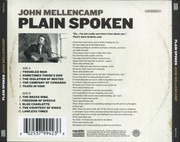 CD - John Mellencamp - Plain Spoken