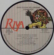 LP - John Cougar Mellencamp - Scarecrow - CRC