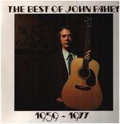 LP - John Fahey - The Best Of John Fahey