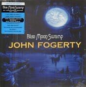 LP - John Fogerty - Blue Moon Swamp - 180g | Blue Vinyl