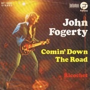 7inch Vinyl Single - John Fogerty - Comin' Down The Road