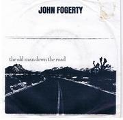 7inch Vinyl Single - John Fogerty - The Old Man Down The Road / Big Train (From Memphis)