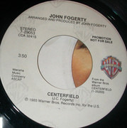 7inch Vinyl Single - John Fogerty - Centerfield