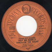 7inch Vinyl Single - John Holt / Ken Boothe - Help Me Make It Through The Night / Everything I Own