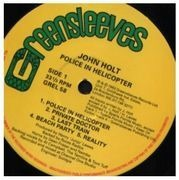 LP - John Holt - Police In Helicopter