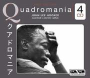 CD-Box - John Lee Hooker - Guitar Lovin' Man - 24 Bit 96 KHZ High End Mastering